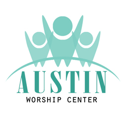 Austin Worship Center Logo Design