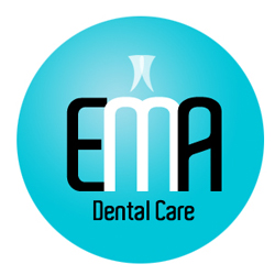 EMA Dental Care Logo Design