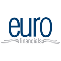 Euro Financials Logo Design