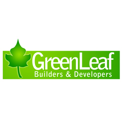 Green Leaf Builders & Developers Logo Design