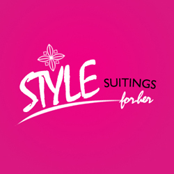 Style Suitings For Her Logo Design