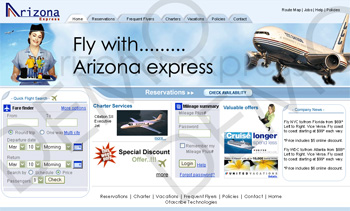 Arizona Express Web Design
