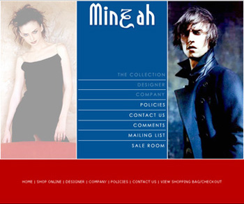 Minzah Web Design